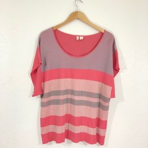 🍬 Anthropologie Moth striped top